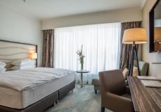 ИМЕРЕТИНСКИЙ (рядом с Олимпийским парком) Стандартный двухместный номер с 1 кроватью и видом на горы