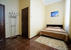 Зодиак Бутик Отель (Номера с Джакузи) Улучшенный двухместный номер с 1 кроватью