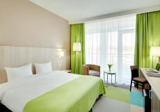 ТЮЛИП ИНН ОМЕГА - Tulip Inn СОЧИ | Адлер | парковка | рядом Олимпийский парк Стандарт (1 двуспальная или 2 односпальные кровати)