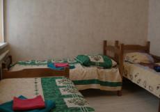 БАСТЕТ | м. Улица 1905 года | БАРРИКАДНАЯ | ЗООПАРК Кровать в общем номере с 4 кроватями