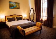 АСТРАХАНСКАЯ (в центре, хороший отель) Стандарт двухместный (1 кровать)