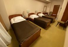 АРЕНА Односпальная кровать в общем 3 местном номере