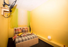 М-ОТЕЛЬ В МАРЬИНОЙ РОЩЕ   м. Марьина роща   Парковка Улучшенный двухместный (1 кровать)