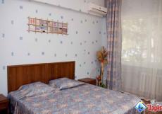 ДРУЖБА санаторий (город Геленджик, на набережной) Однокомнатный 1-местный номер категории стандарт +