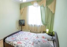 Приват-отель (г. Новокузнецк, проспект Металлургов, 4) Квартира 2-комнатная (2+2)