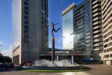 Гостиницы и отели рядом с ЦМТ (Центр международной торговли)