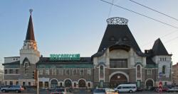 Гостиницы рядом с Ярославским  вокзалом