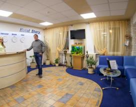 СТОРИ - STORY | г. Владивосток | Амурский Залив | Парковка | Суши-бар