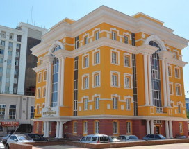 МЕРИДИАН | Саранск | центр | Парковка
