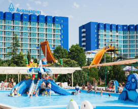 AQUAMARINE RESORT & SPA - АКВАМАРИН РЕЗОРТ | г. Севастополь | 1-линия | Пляж | Аквапарк | Бассейн