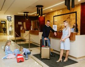 Марриотт Новый Арбат - Marriott  Hotel Novy Arbat