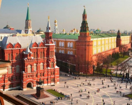 FOUR SEASONS - ФОР СИЗОНС | м.Охотный ряд | c видом на Кремль и Красную Плошадь