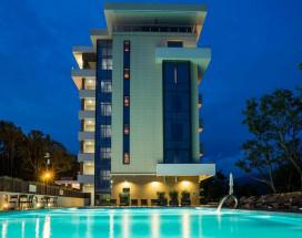 LAVICON Hotel Collection | п. Небуг | подогреваемый бассейн | аквапарк рядом