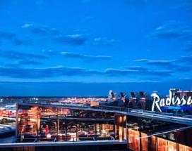 Рэдиссон Блу Шереметьево Аэропорт Москва - Radisson Blu Hotel, Moscow Sheremetyevo Airport