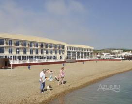 ТИХАЯ ГАВАНЬ | г. Геленджик | собственный пляж | детская зона | аквапарк рядом