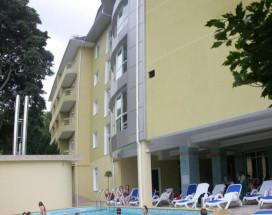 АЛЬМИРА | г. Адлер | Открытый бассейн | cауна | пляж рядом