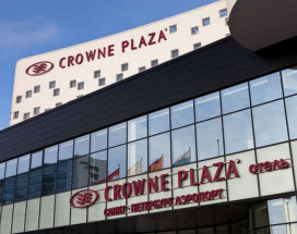 CROWNE PLAZA AIRPORT  4**** - КРАУН ПЛАЗА АЭРОПОРТ | аэропорт Пулково