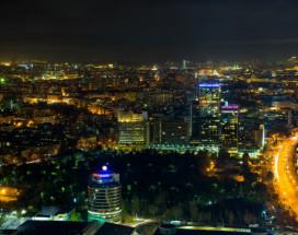ПАНОРАМА СИТИ | Романтическое свидание на крыше | м. Выставочная | Экспоцентр