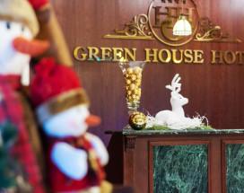 GREEN HOUSE - ГРИН ХАУС