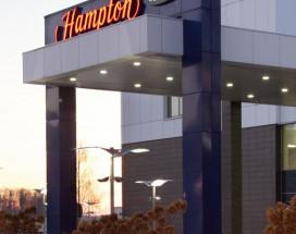 ХЭМПТОН БАЙ ХИЛТОН - HAMPTON BY HILTON