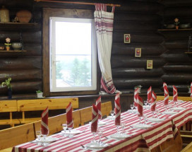 PIGEON Forest Hotel | 189-th km of the highway Arkhangelsk - Pinega