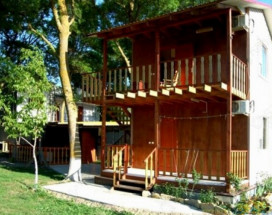 Дачный домик для отдыха