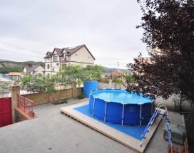 Парус Гостевой Дом | г. Анапа | п. Сукко | автостоянка | детская площадка | бассейн