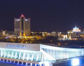 Беларусь | Минск | сквер Старостинская Слобода | Сауна
