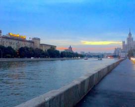 MOSCOW RIVER | м. Таганская