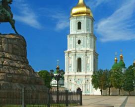 Бонтиак | Киев | р. Днепр | Парковка |
