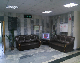 Санаторий Голубой Вагон - Sanatorium Goluboi Vagon - Домашняя Атмосфера