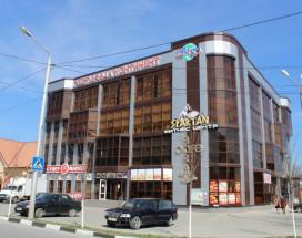 CONTINENT | г. Грозный | парковка | трансфер