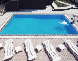 Гостевой Дом Мелисса | г. Новороссийск | открытый бассейн | пляж | cауна