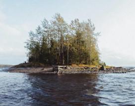 ISLAND HOUSE ОСТРОВ ДОМ ДЛЯ ОТПУСКА   Каллиола