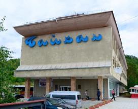 Байкал | пос. Листвянка | Баня | Детская площадка