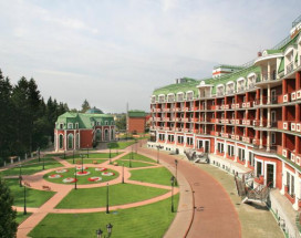 ИМПЕРИАЛ ПАРК ОТЕЛЬ И СПА | Наро-Фоминский район, Рогозинино