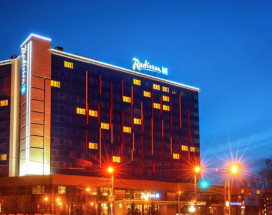 РЭДИССОН БЛУ - Radisson Blu | г. Челябинск | в центре | бассейн | СПА