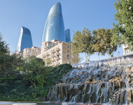 Fairmont Baku at the Flame Towers/Феирмонт Баку