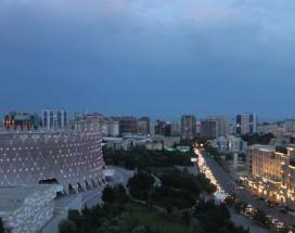 Европа | г. Баку | бассейн | джакузи | вид на море