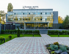 Ренион | Алматы | оз. Малая Алматинка | Сауна |