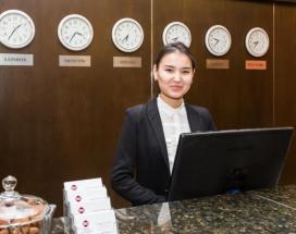 Best Western Plus Atakent Park Hotel | Алматы | Ботанический сад | Парковка