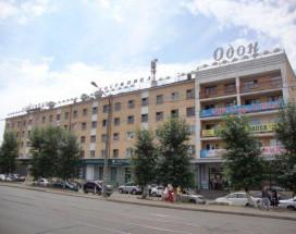 ОДОН | г. Улан-Удэ | рядом с ж/д вокзалом | сауна | парковка