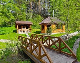 Ручьи уДачи | горнолыжный комплекс | ручей