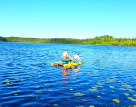 Drova - Дрова на Голубом Озере