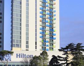 Hilton Batumi / Хилтон Батуми | возле парка 6 мая |