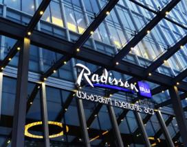 Radisson Blu Hotel Batumi / Редисон Блу | возле пляжа Иверия |