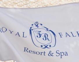 ROYAL FALKE RESORT & SPA | Светлогорск | 500м от пляжа Балтийского моря | бизнес-центр |