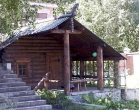 Рыжий Пес | Горно-Алтайск | возле Горно-Алтайского университета | турецкая баня |