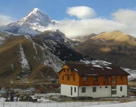 Alpenhaus B&B | Алпенхаус Б енд Б | Казбеги | лыжный курорт | катание на лыжах |