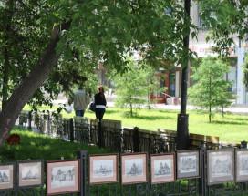 Хостел Браво | Иркутск | церковь Ксении Петербургской | Парковка